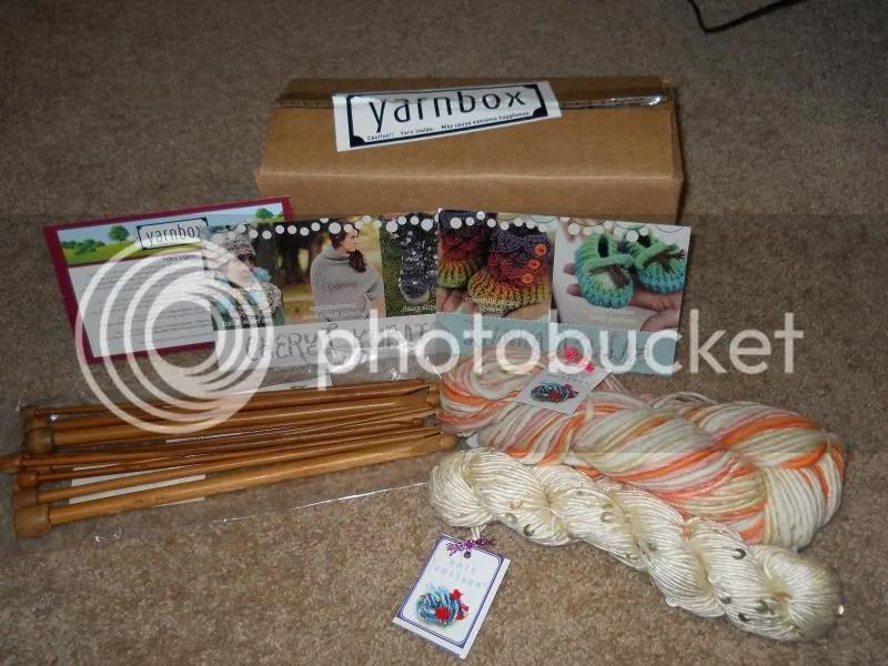 jan 14 yarnbox