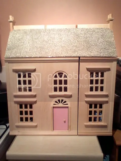 Dolls House - Outside