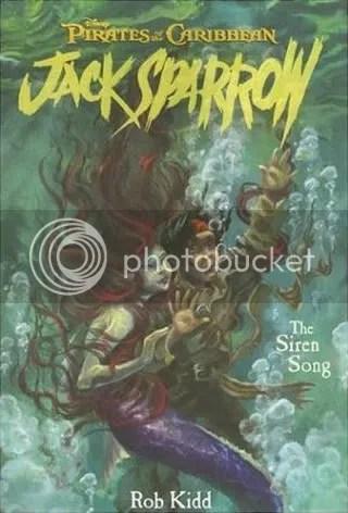 Jack Sparrow #2: The Siren Song