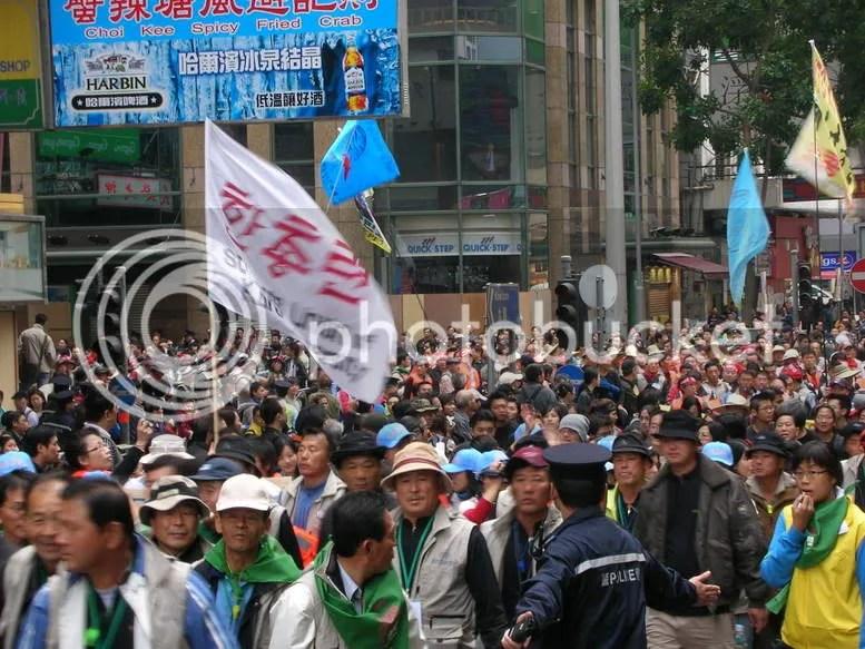 4,500 marchers