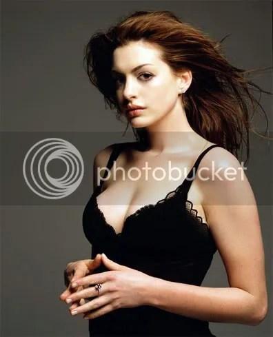 Anne Hathaway Best Actress best boobs
