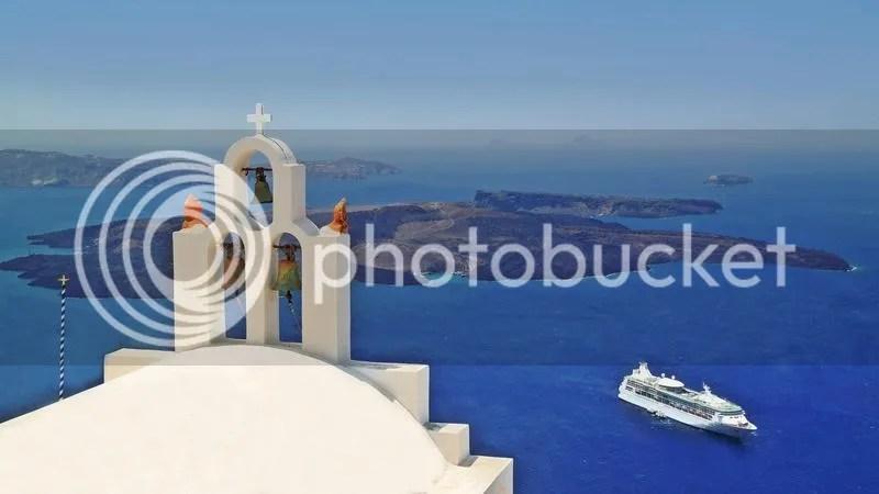 Agios Georgios, Imerovigli, Santorini, Greece