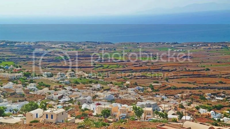 Finikia, Santorini, Greece