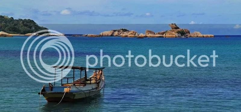 Batu Garuda, Belitung, Indonesia