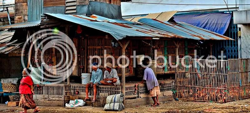 Pabean Market, Surabaya, Indonesia