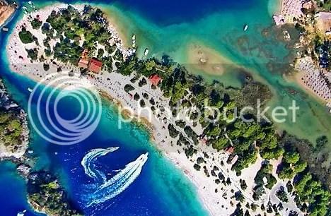 Oludeniz, Fethiye, Mugla, Turkey