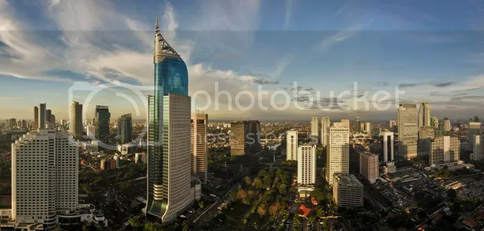 Central Business District, Jakarta, Indonesia