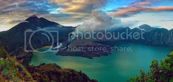 Mount Rinjani, West Nusa Tenggara, Indonesia