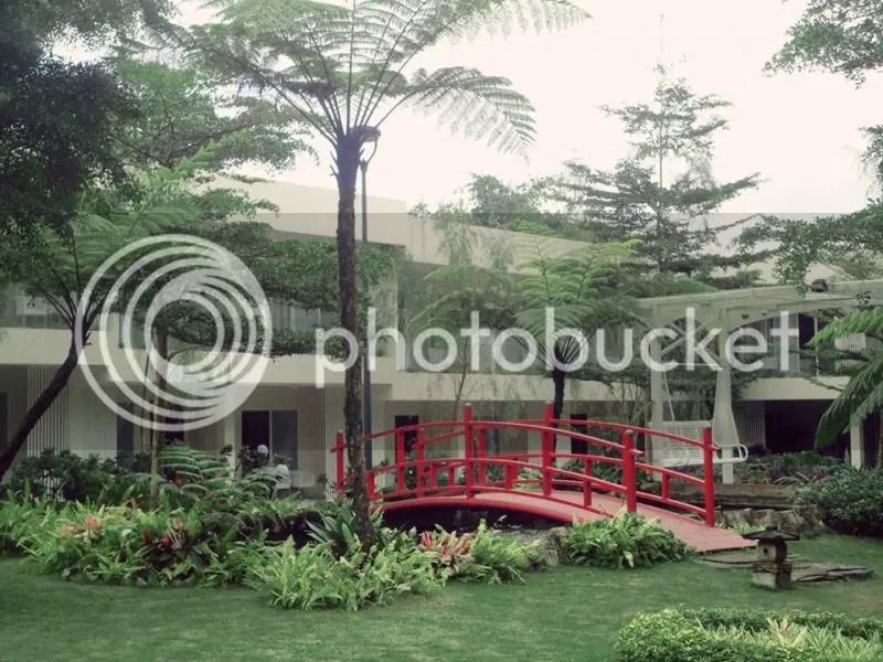 The Hill Hotel & Resort in Sibolangit, Deli Serdang, North Sumatra