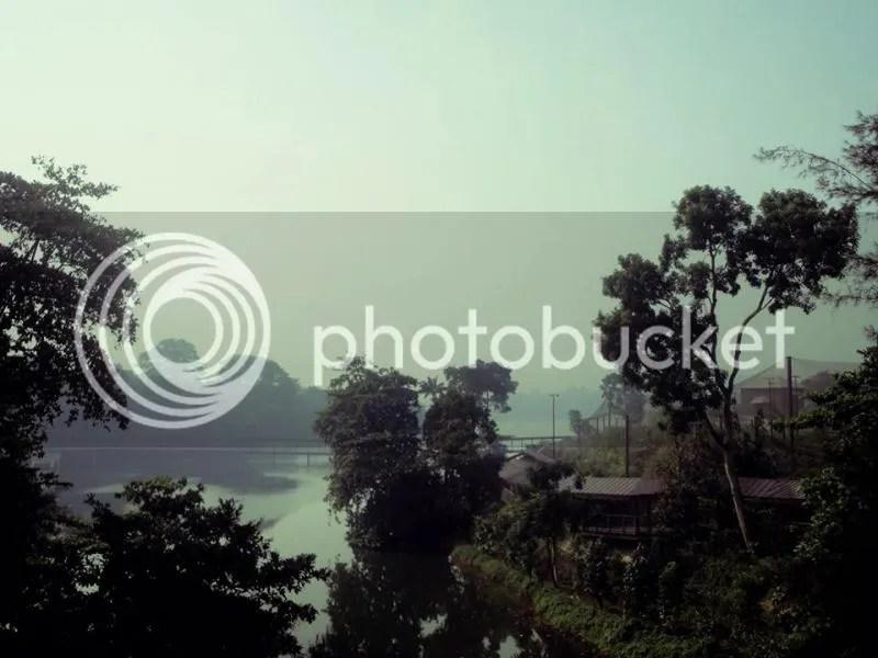 River Safari Singapore is located nearby the beautiful Upper Seletar Reservoir