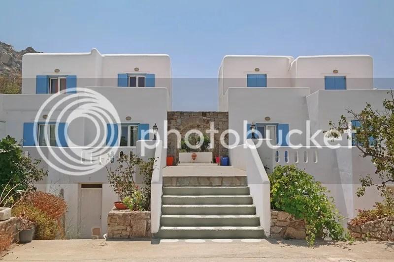 Gefyraki, Mykonos, Greece