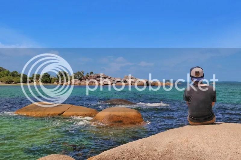Tanjung Tinggi, Belitung, Indonesia