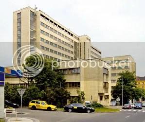 Palazzo delle Pensioni, Praga