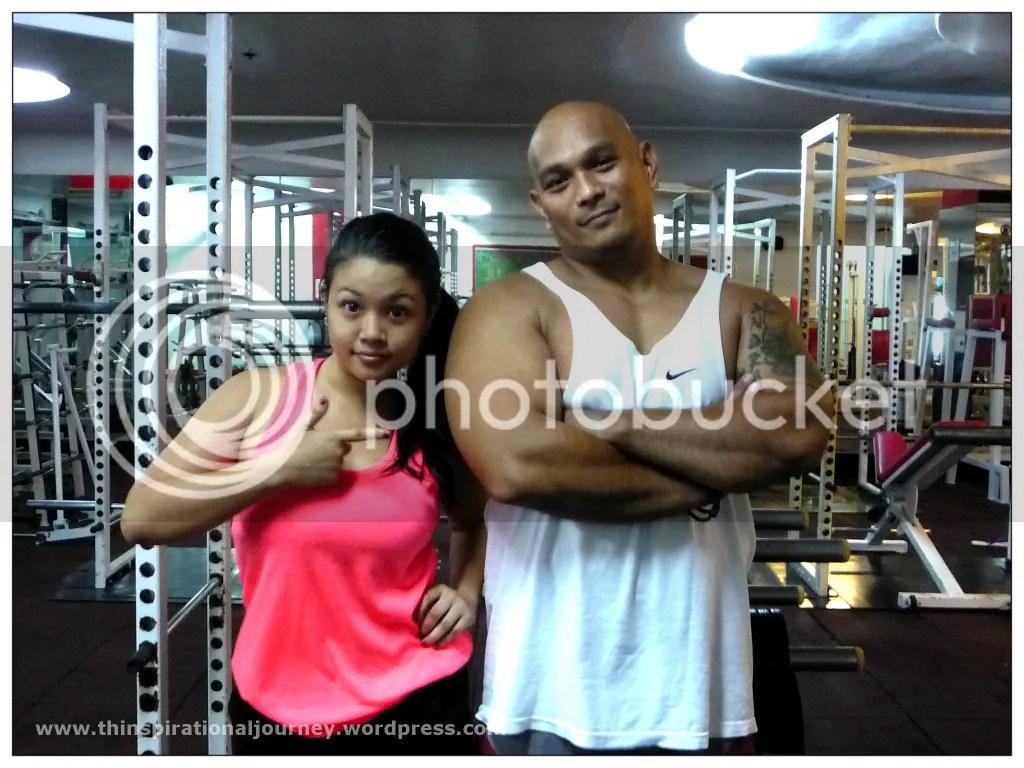 Lara Novales with Noel De Guia