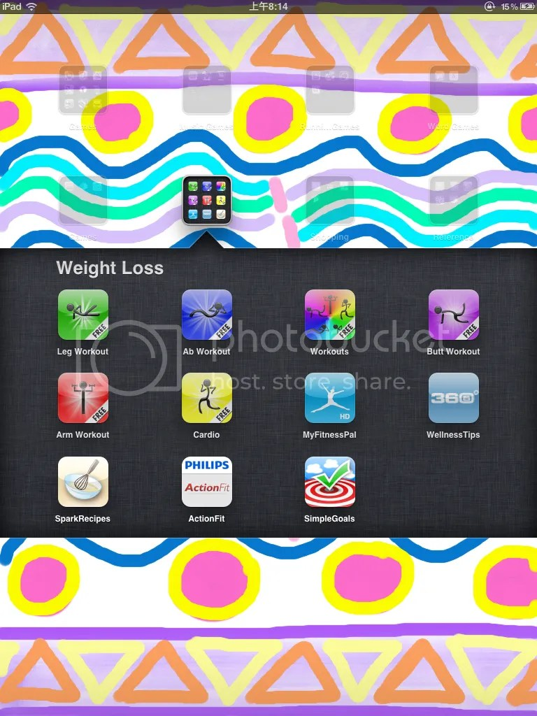 Weight Loss Apps iOS iPad, iPhone, iTouch