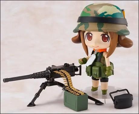 Nendoroid Army-san