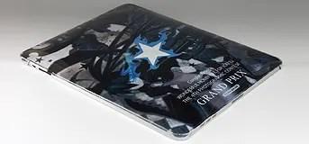 Grand Prize: iPad dengan custom case Black Rock Shooter