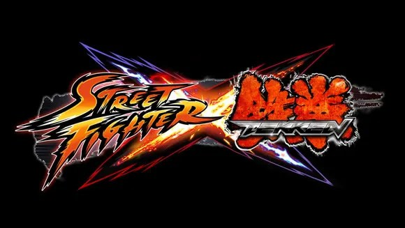 Logo Street Fighter X Tekken
