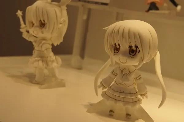 Nendoroid Hayate/Hermione and Nagi