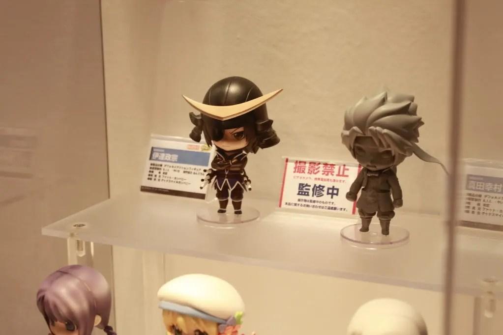 Nendoroid Date Masamune and Sanada Yukimura (Sengoku BASARA)