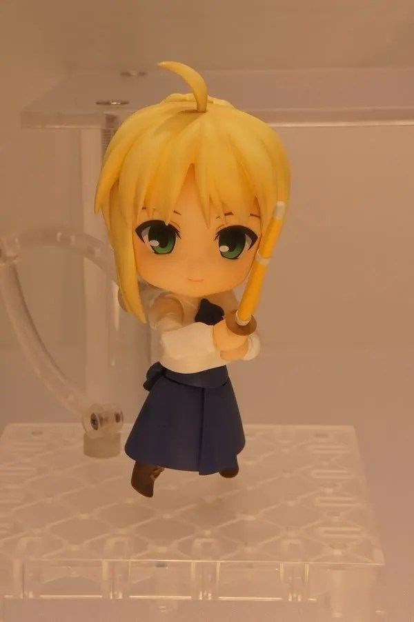 Nendoroid Saber - Plain clothes version