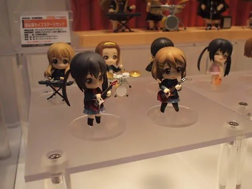 Nendoroid Petit K-ON! - School uniform version