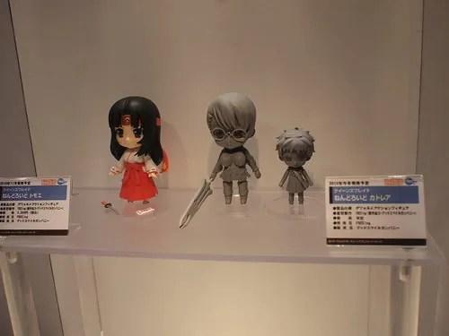 Nendoroid Tomoe and Cattleya (Queen's Blade)