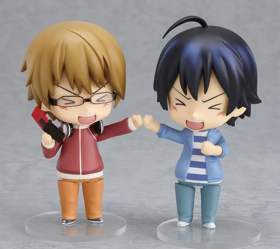Nendoroid Shuujin and Saikou