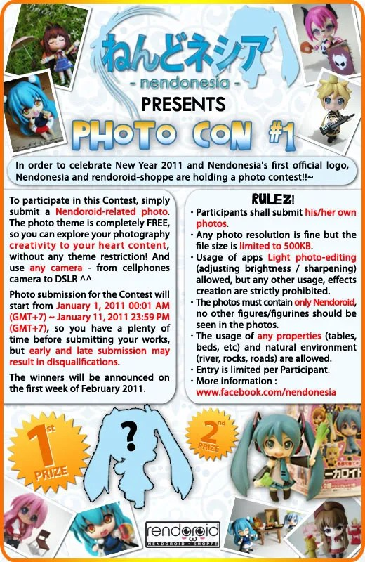 Nendonesia Photo Contest #1