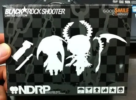 Nendoroid Petit Black Rock Shooter Box
