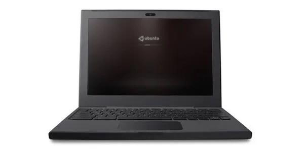 Ubuntu berhasil dijalankan pada Cr-48