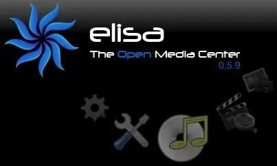 Logo Elisa Media Center