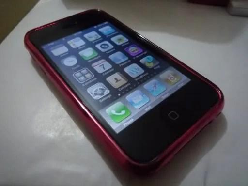 iPhone 3GS: Lebih cepat hingga 2x lipat dari iPhone 3G