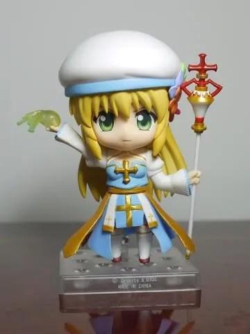 Nendoroid Arch Bishop in action
