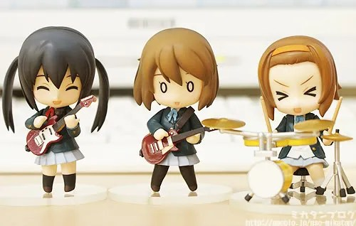 Nendoroid Petit K-ON!