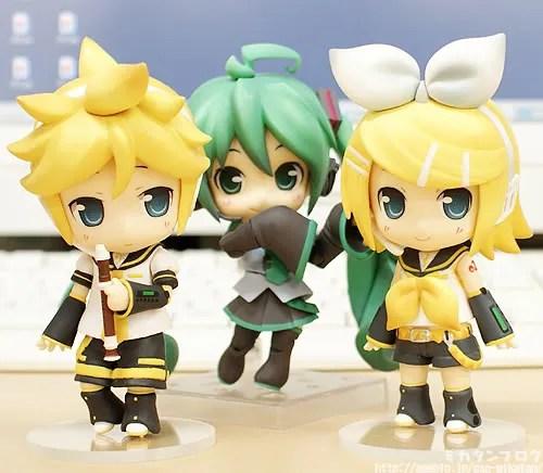 Kagamine Rin and Len - HMO Edition?