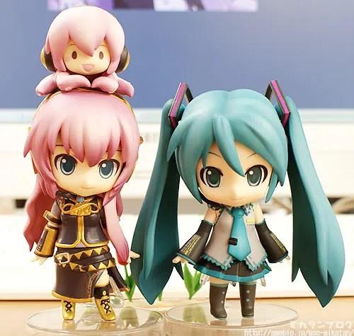 Nendoroid Megurine Luka and Hatsune Miku