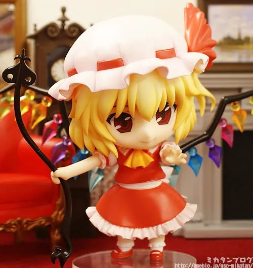 Flan is ready to attack ... YOU! ^^
