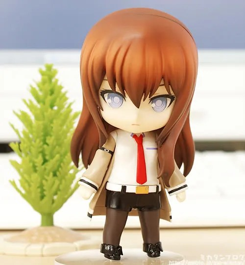 Nendoroid Makise Kurisu from Steins;Gate