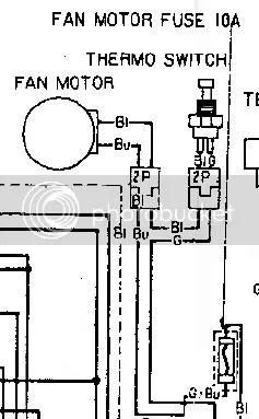 1984 VT700 fuse questions  Honda Shadow Forums : Shadow