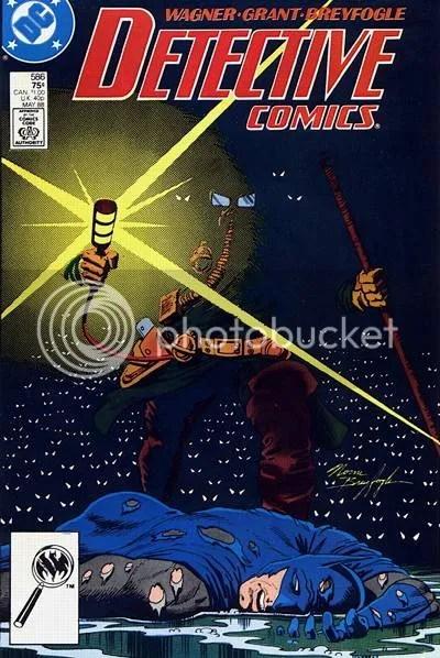 Detective Comics 586 by Norm Breyfogle