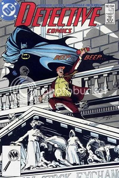 Detective 594 by Breyfogle