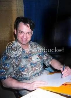 Norm Breyfogle, May 2005