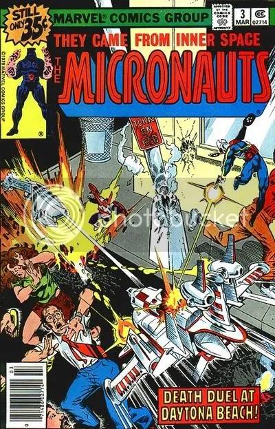 Micronauts 3