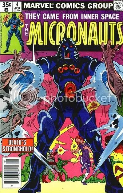 Micronauts 4