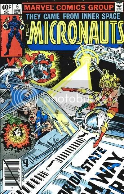 Micronauts 6
