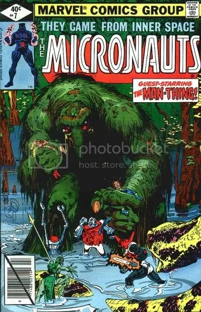 Micronauts 7
