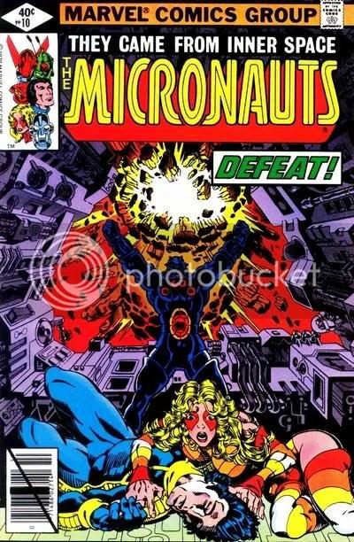 Micronauts 10