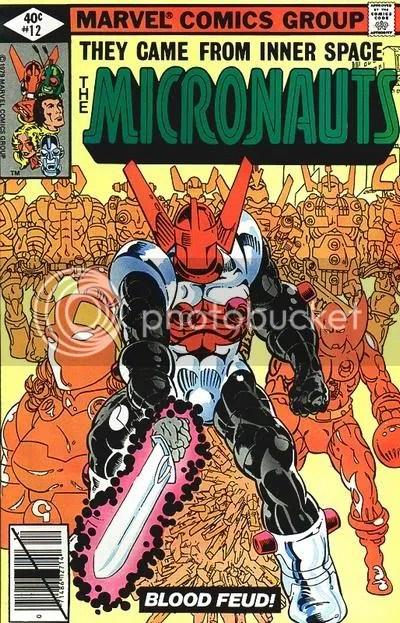 Micronauts 12