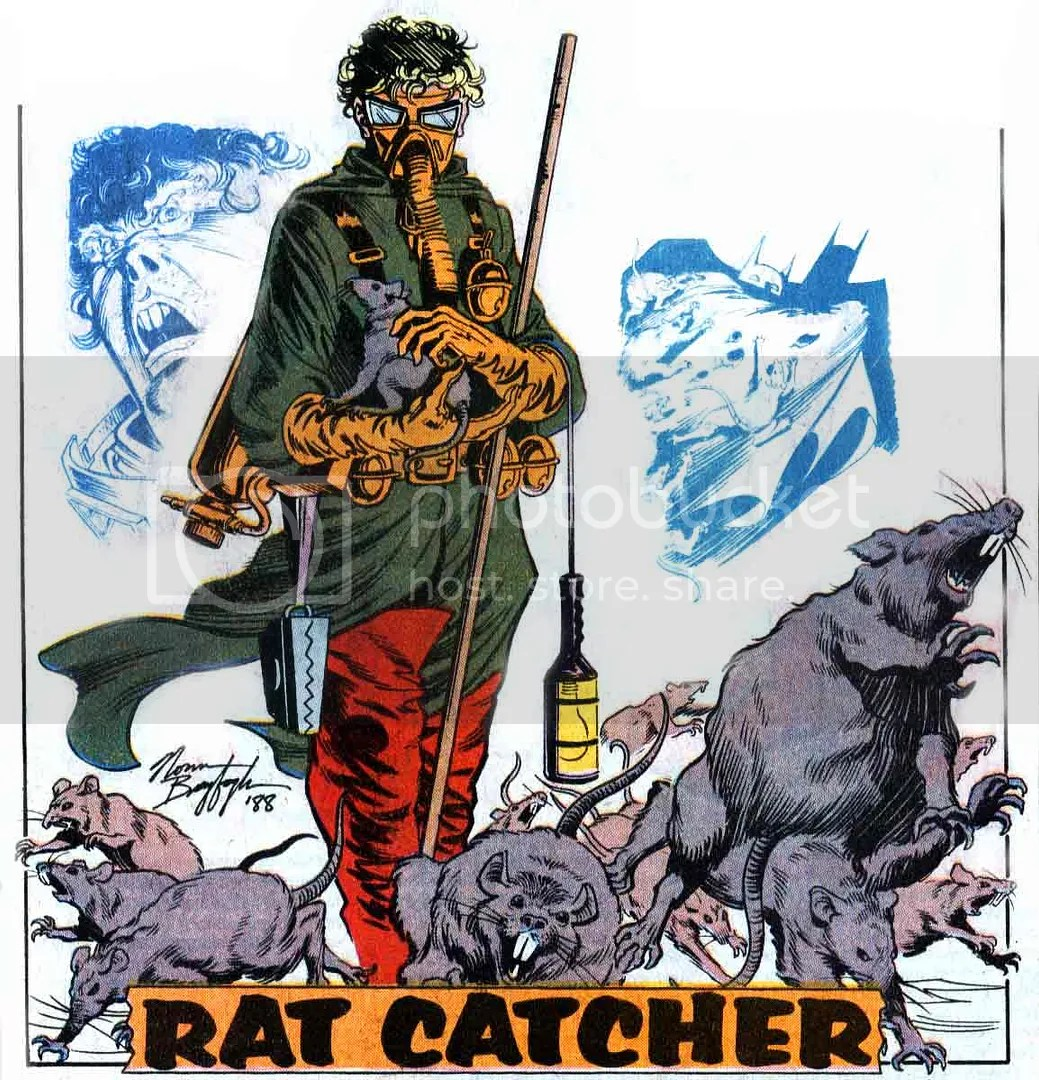 The Ratcatcher from Whos Who